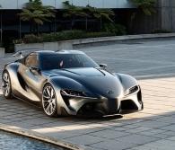 异次元设计,丰田FT-1概念车